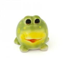 Keramická pokladnička Žába