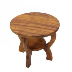 Dřevěný stolek bez obrázku