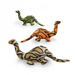 Dinosaurus plněný pískem - ruzné druhy