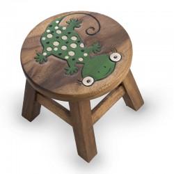 Dřevěná stolička - JEŠTĚRKA