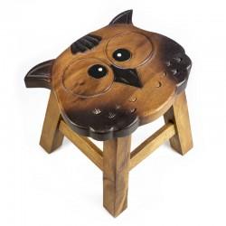 Dřevěná stolička - KOPRETINA